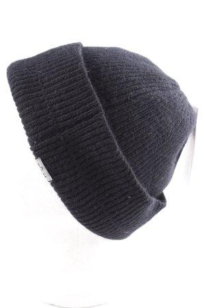 Roeckl Bonnet noir style décontracté