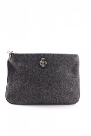 Roeckl Clutch hellgrau Business-Look