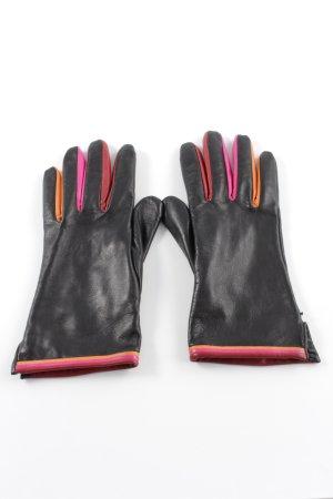 Roeckl gefütterte Handschuhe mehrfarbig extravaganter Stil