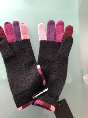 Roeckl Gloves multicolored mixture fibre