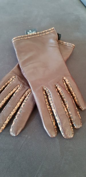 Roeckl Leather Gloves brown