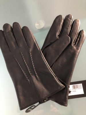 Roeckl Padded Gloves black leather