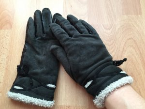 Roeckl Gloves black leather