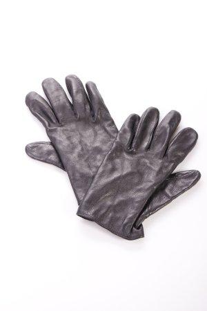 Roeckl Lederhandschuhe schwarz