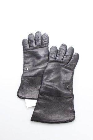 Roeckl Lederhandschuhe schwarz klassischer Stil
