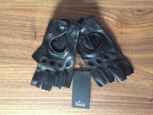 Roeckl Motorrad Handschuhe | Gr. 7 | schwarz | ungetragen