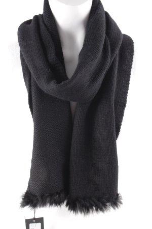 Roeckl Schal schwarz schlichter Stil