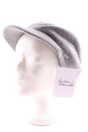 Roeckl Cappello con visiera grigio stile casual