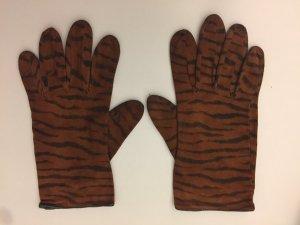 Roeckl Tiger Handschuhe Wildleder Grösse 8,5