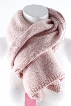 Roeckl Wollschal rosa meliert Kuschel-Optik