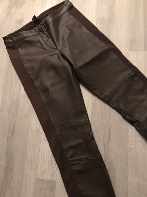 H&M Jegging donkerbruin