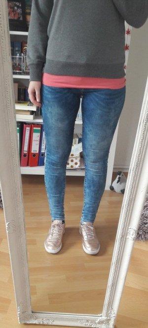 Röhre Jeans Blogger Hose Fishbone 38 40