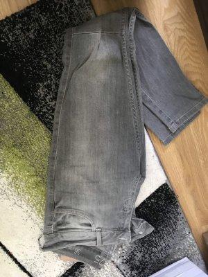 Zara Tube Jeans light grey-grey