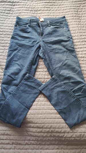 Only Drainpipe Trousers blue-dark blue