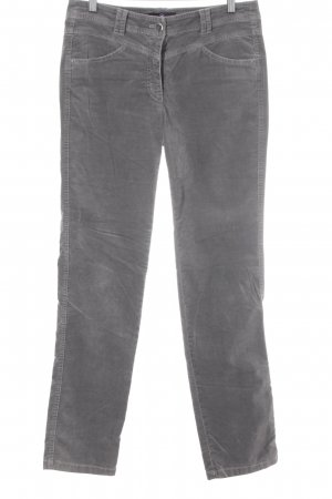 Drainpipe Trousers grey-light grey '90s style