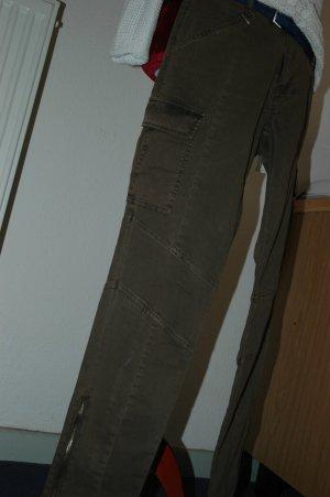 Röhrenhose , khakihose Gr W40/L31