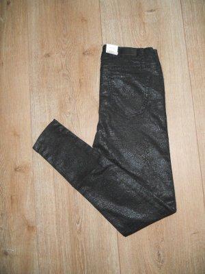 Röhrenhose Vero Moda Wonder Jeggins Gr. 29/32 schwarz
