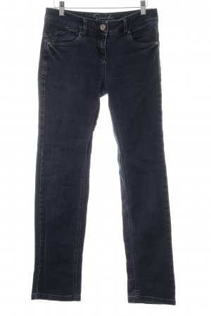 Tube Jeans blue casual look