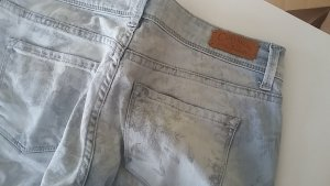 Röhrenjeans helles Jeans CIMARRON XS
