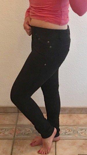 Flame Vaquero pitillo negro