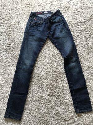 Mavi Jeans Co. Vaquero pitillo azul oscuro