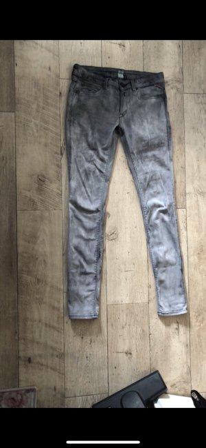 Replay Jeans cigarette multicolore