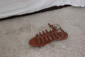 Römer-Sandalen braun