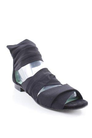 Römer-Sandalen schwarz Elegant