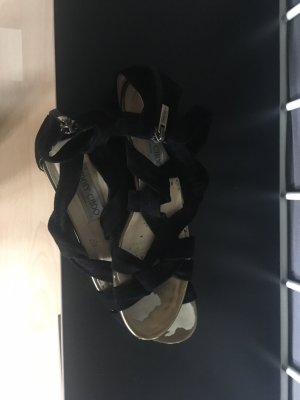 Jimmy Choo Roman Sandals black