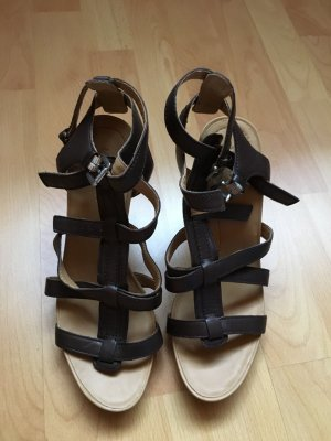 Marc O'Polo Roman Sandals dark brown