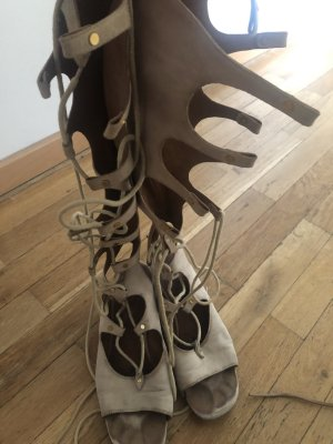 See by Chloé Roman Sandals camel
