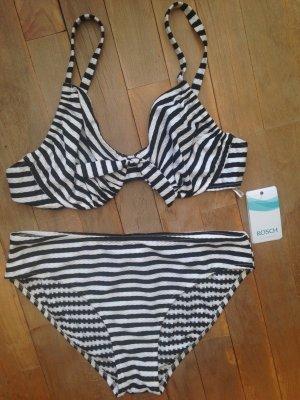 Tommy Hilfiger Bikini blanco-negro