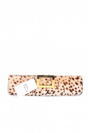 Roger vivier Clutch Leomuster Animal-Look