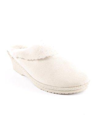 Rohde Sandalo con tacco beige soffice