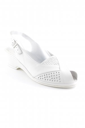 Rohde Comfort Sandals white vintage look