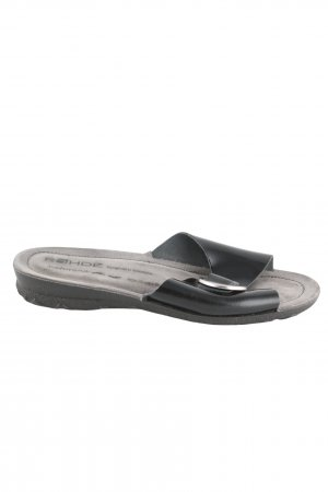 Rohde Scuffs black-light grey casual look