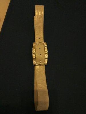 Rolado Grintures Damen Gürtel echt Leder neu Braun 3,5 cm Breit