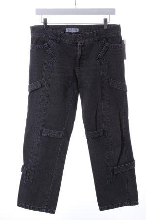 Roland mouret 7/8 Jeans grau sportlicher Stil
