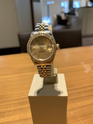 Rolex Datejust 26mm 69173 Brillantlünette