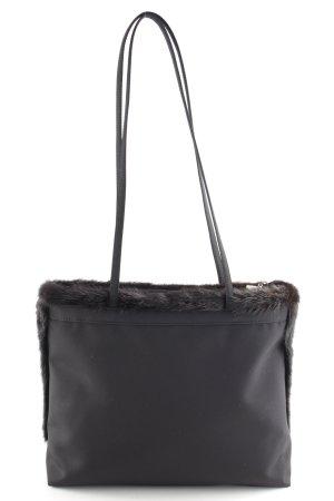 Rolf Schulte Carry Bag black animal print