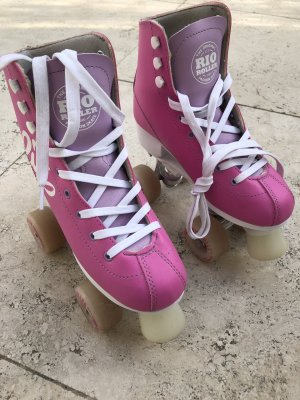Rio Skater Shoes multicolored imitation leather