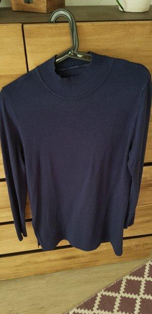 Primark Camisa de cuello de tortuga azul