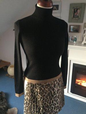 Rolli schwarz/camel Dolce & Gabbana, Größe S