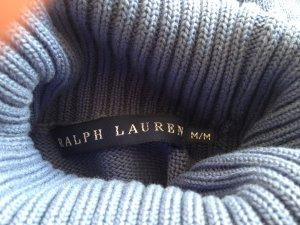 Rollkragen-Kurzarmpullover von Polo Ralph Lauren