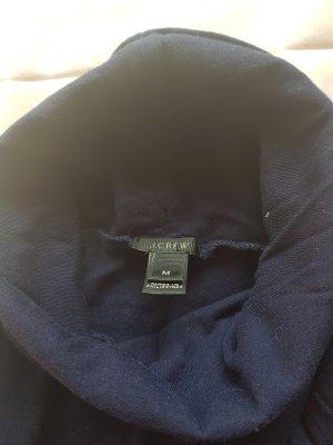 J.crew Turtleneck Shirt dark blue cashmere