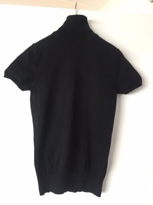 Laura Scott Short Sleeve Sweater black