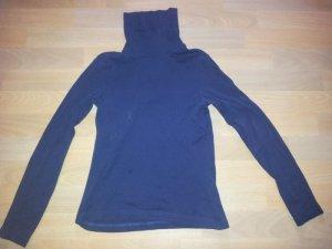 Rollkragen Pullover dunkelblau S.Oliver Gr.36