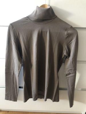 Marc Cain Turtleneck Shirt light brown