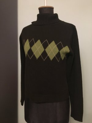 Rollkragen Pullover Hr 36 38 S Boysens Wollemischung