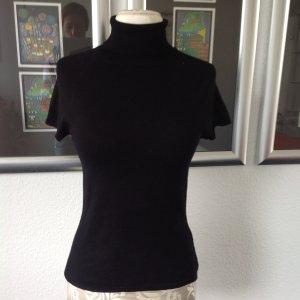 Rollkragen Pullover, in schwarz von Mötivi